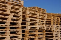 Up to 220 pallets
